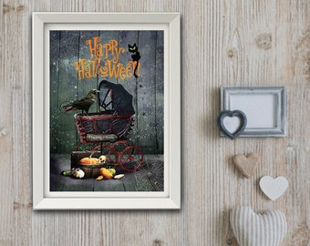 """Special Edition for the halloween holiday 2014: """"Mystéria""""."""