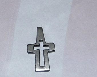 Pewter Cross - Christian - Religious