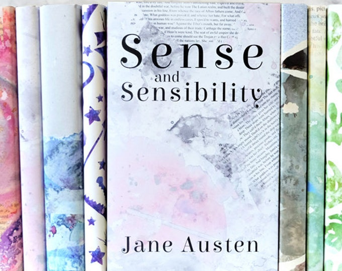 sense and sensibility book report Sense and sensibility 374k likes rich mr dashwood dies, leaving his second wife and her three daughters poor by the rules of inheritance see more of sense and sensibility on facebook.