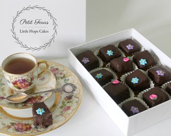 Petit Fours by Little Hope Cakes