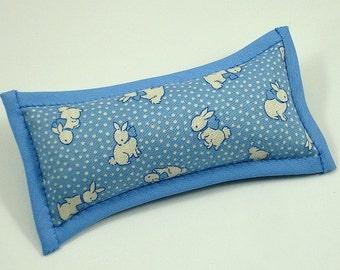 Easter Cat Toys, Catnip Bunny Toys, Bunny Rabbit Toys, Bunny Pillows, Easter Cat Pillow, Catnip Toys, Blue Jay Color Pillow EASTER BUNNY BAR