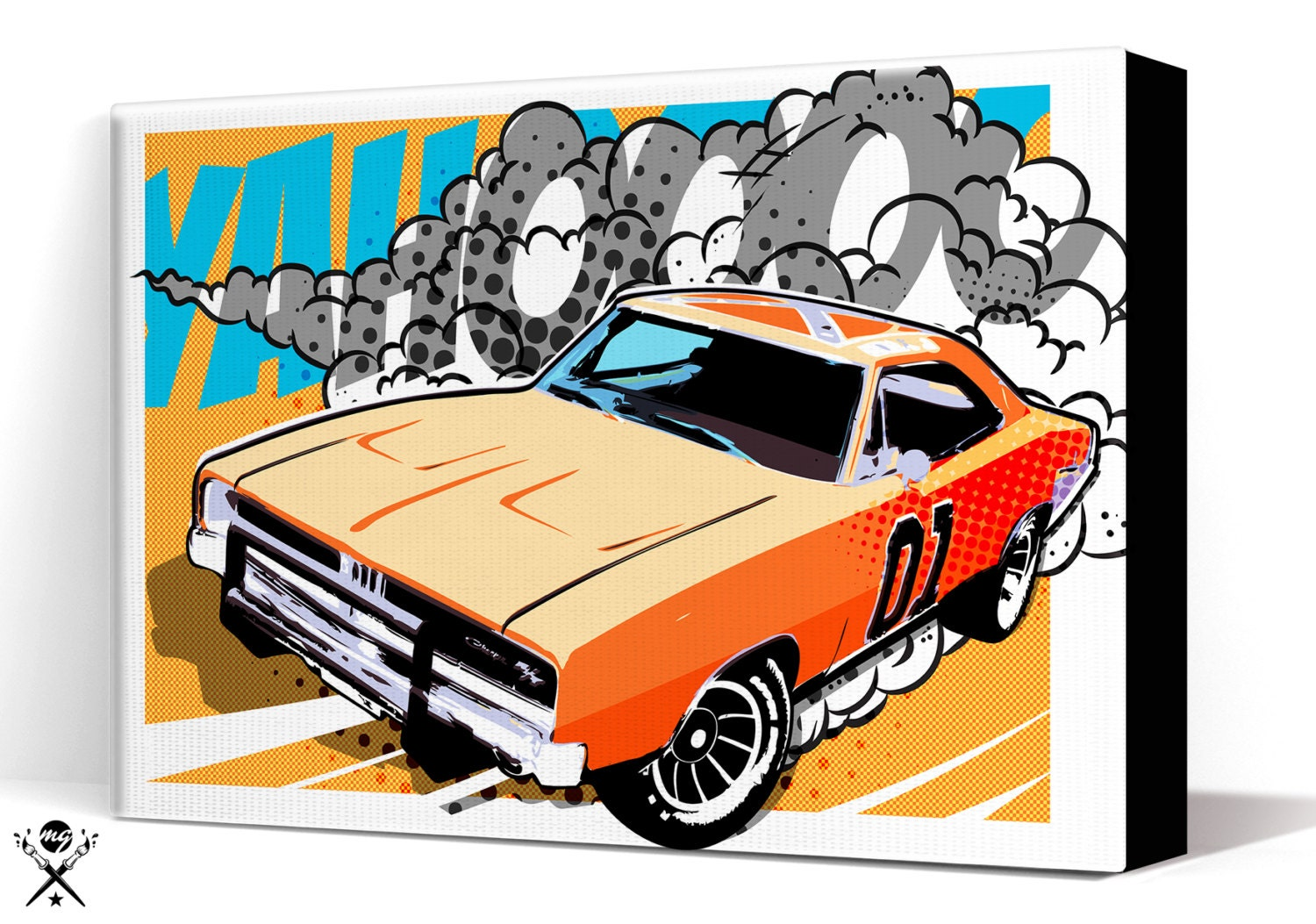Enchanting Wall Art Cars Vignette - Wall Art Collections ...