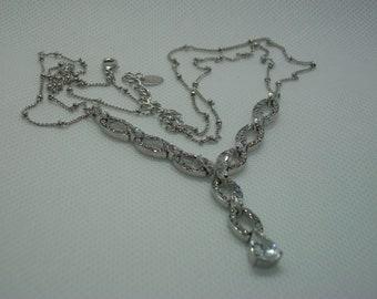 Vintage Wedding Necklace, Bridesmaid Necklace,  Vintage Wedding Jewelry