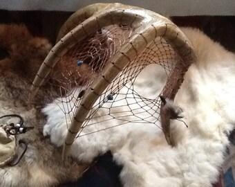 Deer Antler Dreamcatcher ( The Greater Truth )