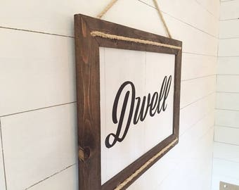 Personalized Sign, Custom Wooden Sign, Word of the Year, Custom Sign, motto Sign, Verse Sign, Custom Wooden Signs, Custom Signs