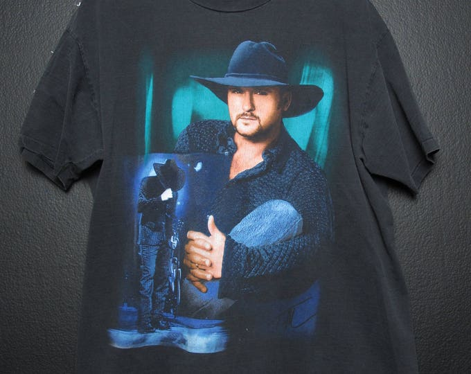 Tim McGraw A Place in The Sun 1990's Vintage Tshirt