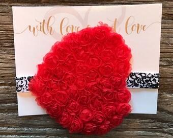 Valentine's Day Heart Headband