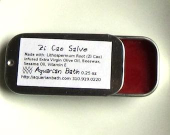 Zi Cao Herbal Salve sample size