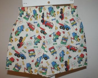 Boxers, undies, shorts