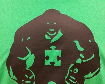 Autism Hulk Adult