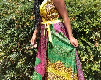 Adamma Dress