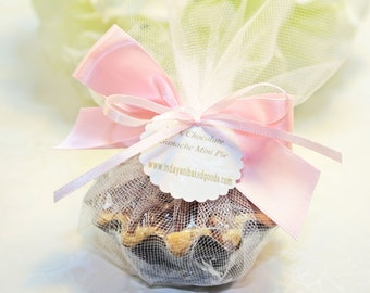 Edible gift ideas, Gourmet Mini Pie  - 6 pcs. Mini Fruit Pies