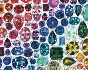 Hoffman Fabrics - Shine On in Prism (digital spectrum print)