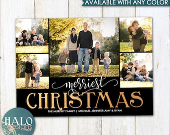 merriest CHRISTMAS - Christmas Cards