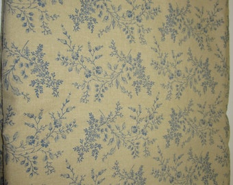 3.5 yards Vintage Pattern by P and B Textiles Fabric