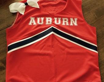 Custom Made Adult Cheer Uniform