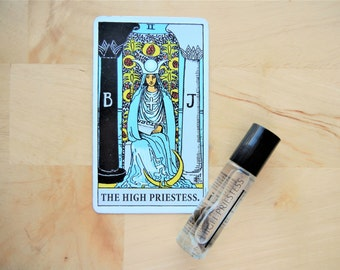 The High Priestess Anointing Oil