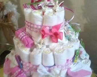 diaper cake galore