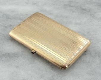 1924 Ladies Compact Case Z3T532