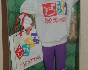 1994 Shopping Spree Barbie FAO Schwarz NRFB