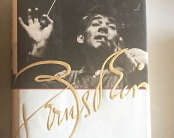 Leonard Bernstein by Humphrey Burton (1994, Hardcover)