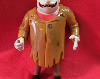 1992 ADDAMS FAMILY Uncle Fester Action Figure Playmates 90s vintage