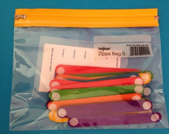 Lolly Stick Busy Bag
