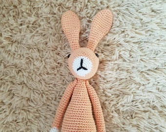 Bunny made of cotton