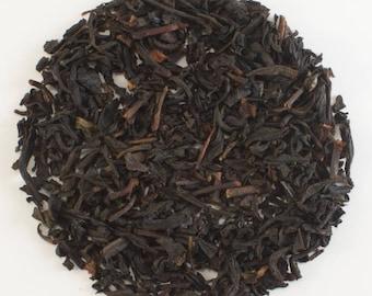 Not-So-Plain Vanilla Black Tea