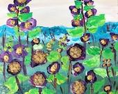 Field of Purple Flowers P...