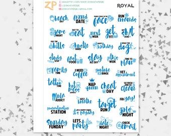 Royal Typography Sampler [253]