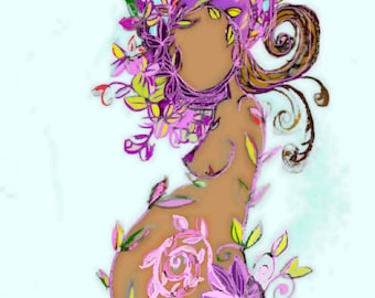 Blossom: Art Prints In Various Sizes