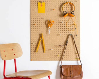 Hardboard Perforated - 6mm Pegboard Hardboard Sheets Peg Board Perforated Sheets