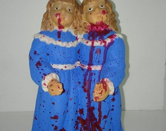 Come play with us, Creepy twin girls