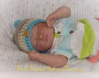 Reborn-Realborn Zuri By Bountiful Baby- Created by Tori'sStoriesRebornNursery