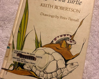 1974 Tales of Myrtle the Turtle