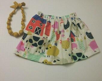 Skirt, toddler skirt, Easter skirt, toddler skirt,kids clothing