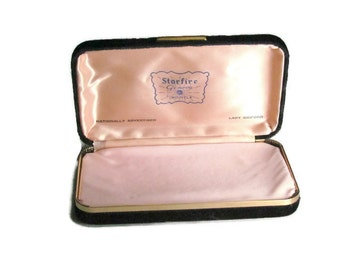 Starfire Vintage Jewelry Presentation Case Box