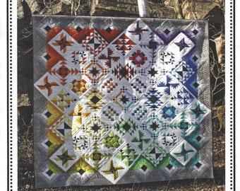 Heritage Square Quilt Pattern by Whirligig Designs WD-HSBOM
