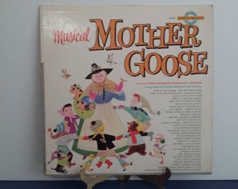 London Rhymers And Players - Musical Mother Goose - Circa 1974