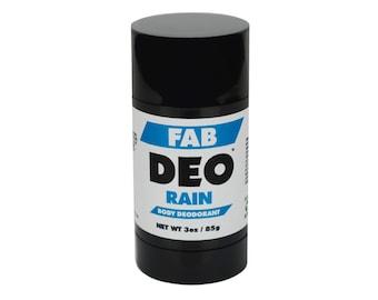RAIN Natural Deodorant Deoderant Stick Vegan