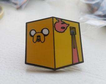 LE100 Jake and Prismo Pin