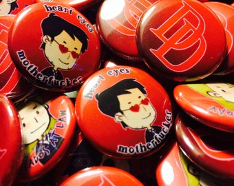 Daredevil Pins