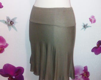 Taupe skirt short Corolla light