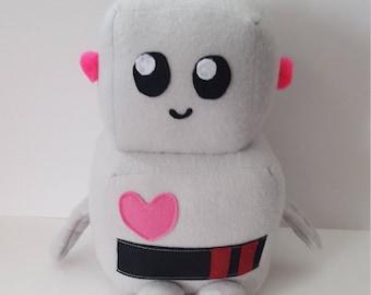 Robo the Robot Plush