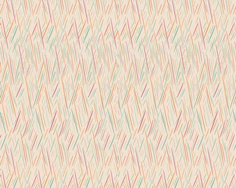 Art Gallery Fabrics//Pouring Rainbows//PRS-211//Priory Square by Katy Jones//Premium Quilting Cotton//Pre Cut Yard//AW