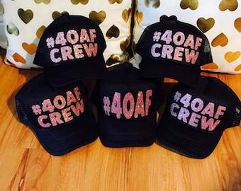 Custom trucker hat, custom hat, bachelorette hats, trucker hat, party hat, women cap, monogram cap, personalized trucker hat