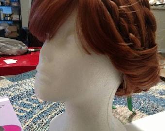 Anna Coronation Wig