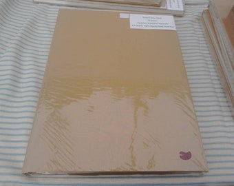 A3 tissue interleaved sketch book portrait