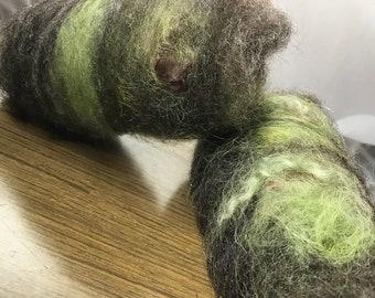 Rolog set - Brown/Green